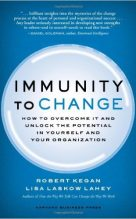 immunity to change cover