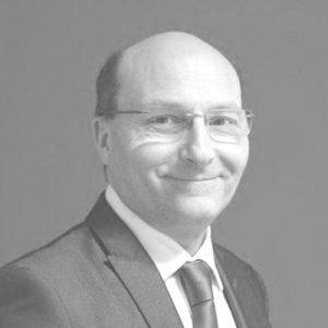 Professor Andrew Hughes Headshot